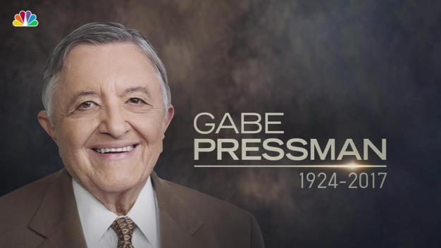 Gabe Pressman: More Than 70 Years in News
