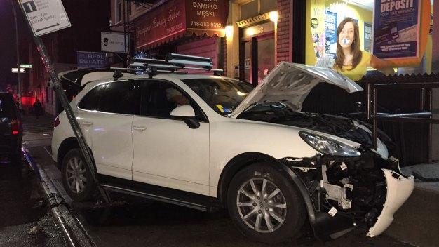 10-Year-Old on Sidewalk Struck By Car in Brooklyn: NYPD