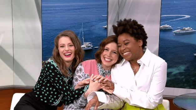 """Ibiza"" Cast Talks Hilarious New Film, Sequel, and More"