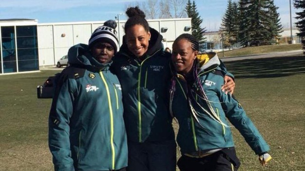 Jamaica Sending Its First Women's Bobsled Team to Olympics}