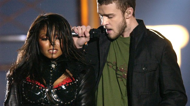 Timberlake Says He's Made Peace With Janet Jackson