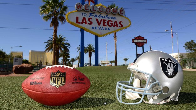 Raiders Exodus? NFL Owners Mull Las Vegas Relocation Effort