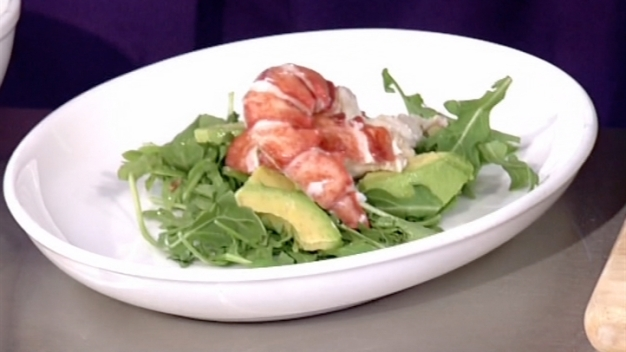 Fairway's Lobster Salad