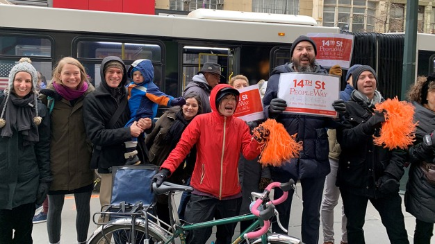 MTA Bus Beats Pedestrians by Mere 5 Seconds in Commute Race