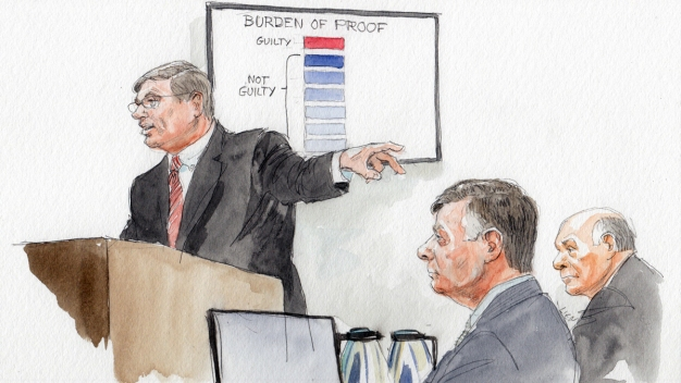 Jury Deliberations Under Way in Manafort Fraud Trial