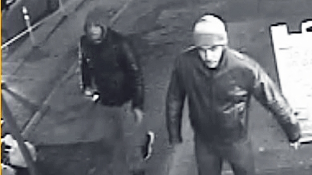 Police Hunt Pair Who Robbed, Slashed 2 in Midtown