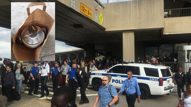 Newark Airport Cleared After Pressure Cooker Scare: Police