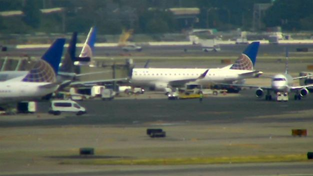 United Evacuates Plane From Newark Airport After Brake Issue