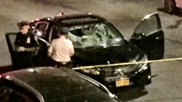 Driver Strikes Cyclist in Park Slope: FDNY