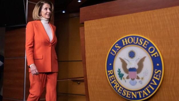 Pelosi Meets With Freshmen Democrats Key to Speakership Bid