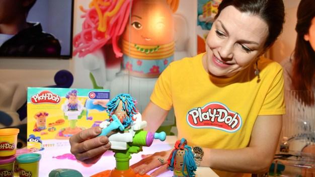 Hasbro Trademarks Play-doh's Scent: Sweet, Slightly Musky