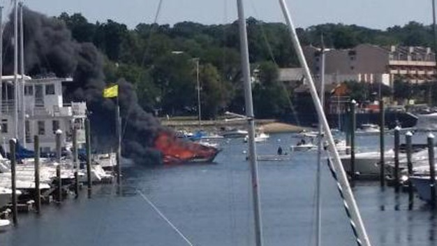 Man Killed in NY Boat Explosion