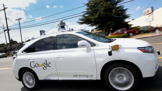 Self-Driving Cars Could Ease Traffic, Increase Sprawl: Study