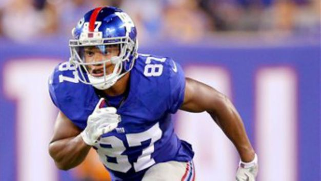 Giants Rookie Receiver Shepard Making Big Contributions