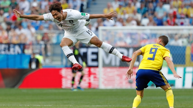 Sweden, S Korea Need to Grab World Cup Chance in Tough Group