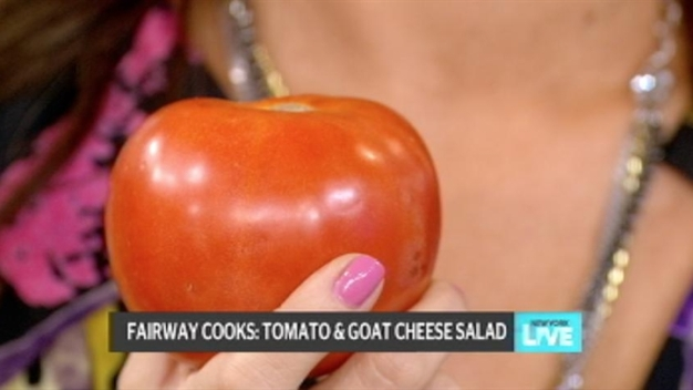 Fairway's Tomato & Goat Cheese Salad