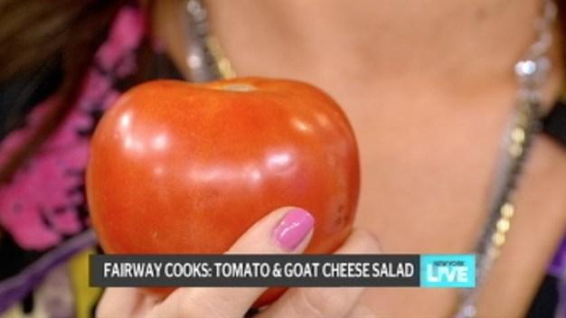 Fairway's Tomato & Goat Cheese Salad