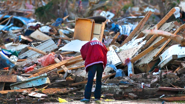 Search, Rescue Winds Down a Day After Oklahoma Tornado