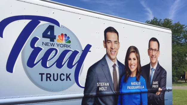 Find the NBC 4 Treat Truck!