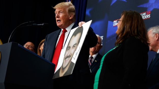 Trump's Take on Immigrant Crime Off Mark: Fact Check