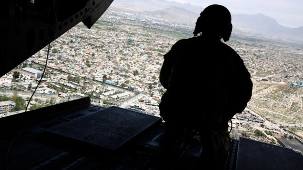 Afghan Plan Involves Almost 4,000 Troops, Eye on Pakistan