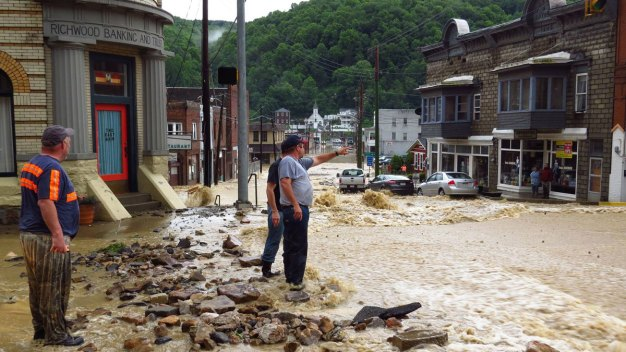 At Least 3 Dead in West Virginia Floods