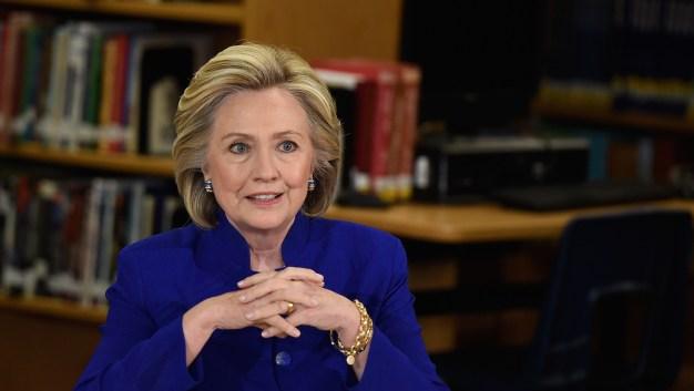 Clinton Calls for