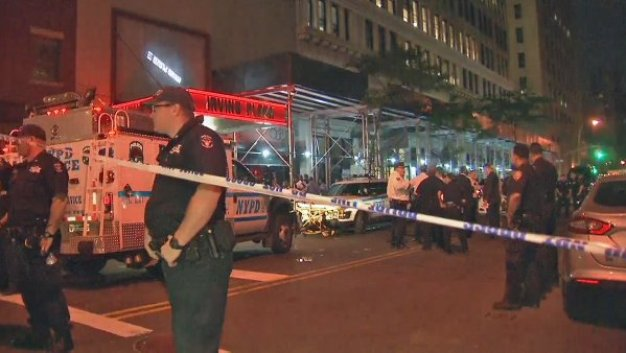 4 Shot at T.I. Concert at Irving Plaza: NYPD
