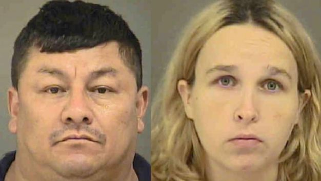 Couple Accused of Keeping 4 Young Kids Chained to Beds