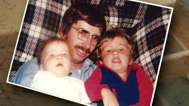 Son Gets Cancer-Stricken Dad's Goodbye Letter 36 Years Later