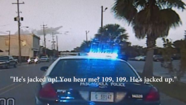 Alleged Drunk Police Chief Going 109 MPH Gets a Pass