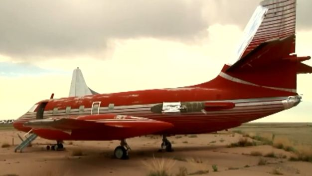 Elvis Presley's Private Jet Is Going Up for Auction