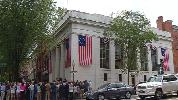 1916 Time Capsule Unveiled in NY