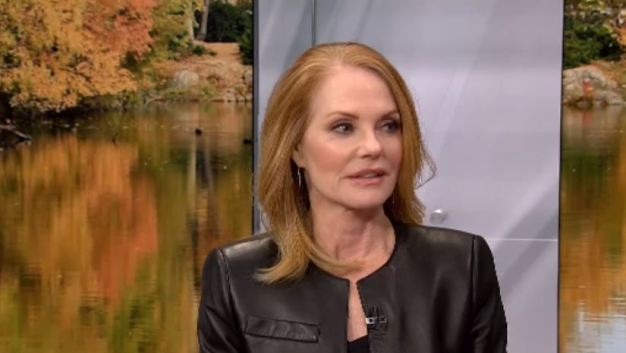 Catching Up With Marg Helgenberger}