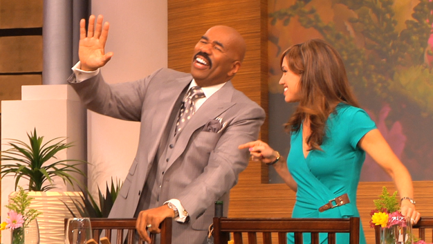 Behind the Scenes at The Steve Harvey Show