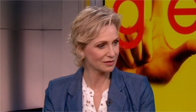 Catching Up With Jane Lynch