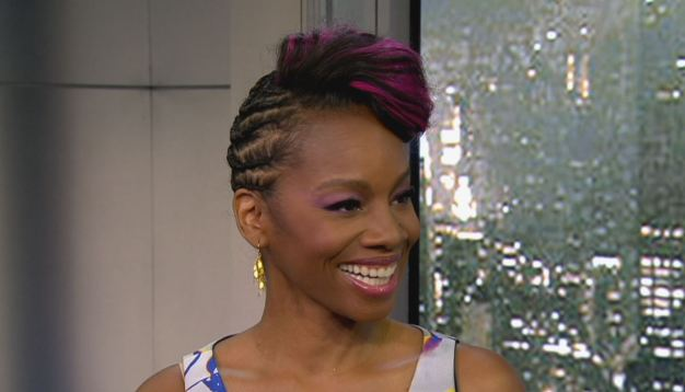 "Anika Noni Rose On Joining ""Power"""