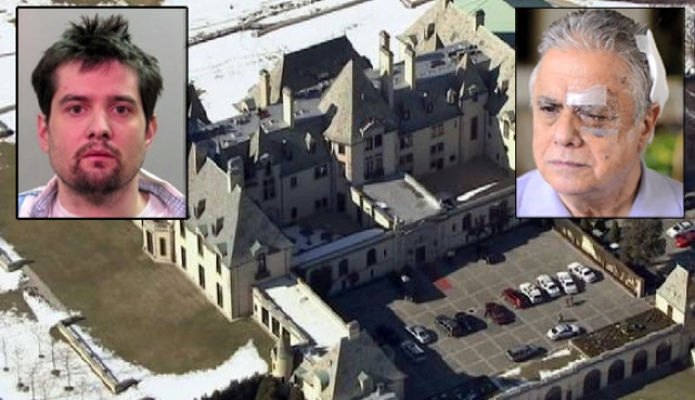 Oheka Castle Owner Stepson Questioned in Shooting: Sources