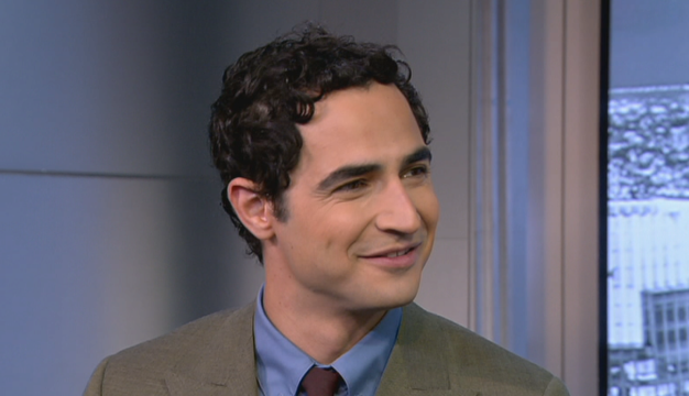 "Zac Posen on ""Project Runway,"" Emmys & Fashion"