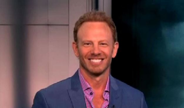"Ian Ziering Talks ""Sharknado 2"""
