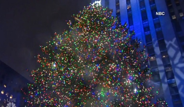 Man With Gas Can Arrested Near Rockefeller Center Tree: NYPD}