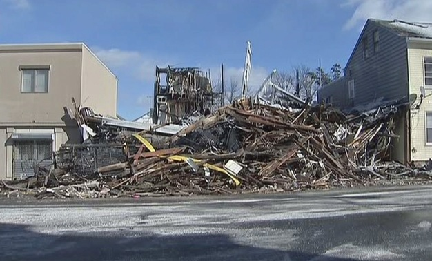 Dozens Left Homeless by NJ Apartment Building Fire