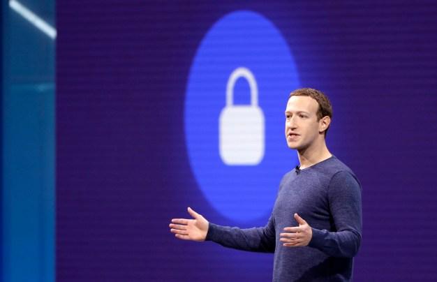 Zuckerberg Facing EU Questions Over User Data Scandal