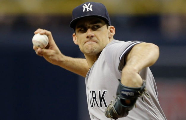 Yanks Held to 1 Hit, but It's Enough to Beat Rays 2-1