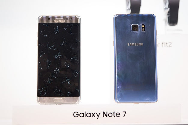 Samsung Temporarily Suspends Production of Galaxy Note 7