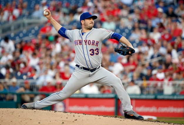 Mets Fall to Nationals 7-4