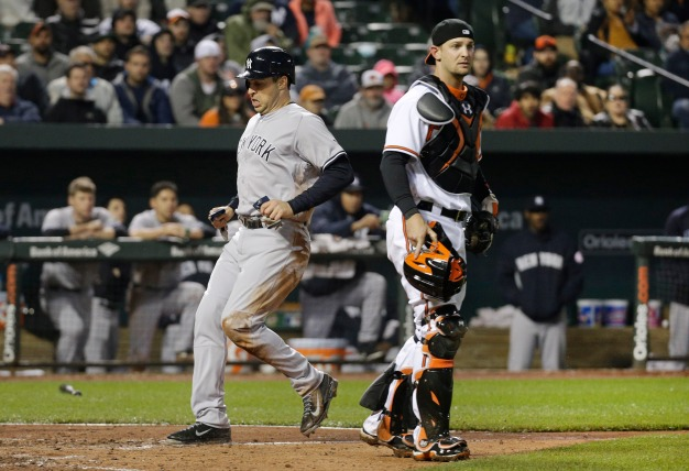 Yankees Beat Orioles 7-0