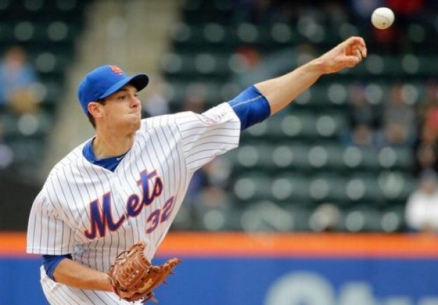 Matz, Mets Demolish Braves 8-0