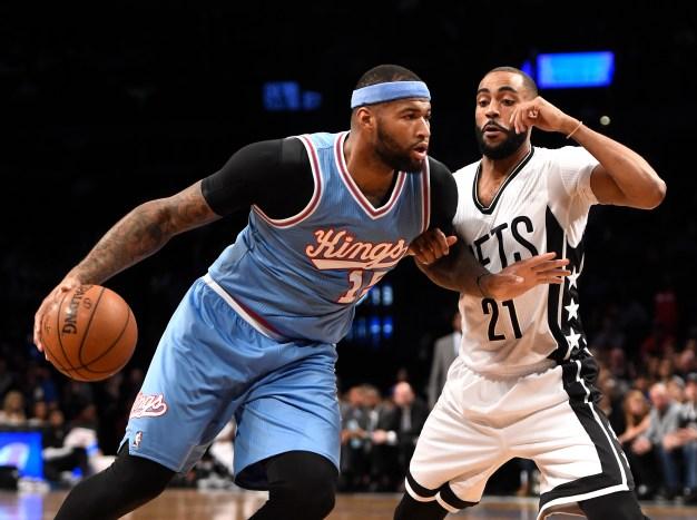 Nets Beat Kings 128-119