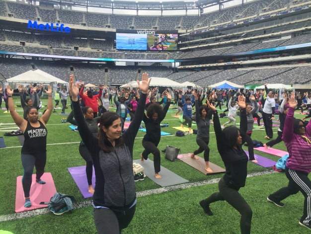 Come to The NBC 4 New York and Telemundo 47 Health and Fitness Expo